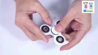 """Hand Spinner (Хенд Спиннер) антистресс от компании """"Магазин Все, Что Нужно"""" - видео"""