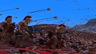 MASSIVE MEDIEVAL D-DAY - Ultimate Epic Battle Simulator