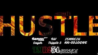 HUSTLE - Daydro ft Ramarr254/ Triple S/ RW/ KK-Cologne/ iEMREiU (OFFICIAL AUDIO TRACK)