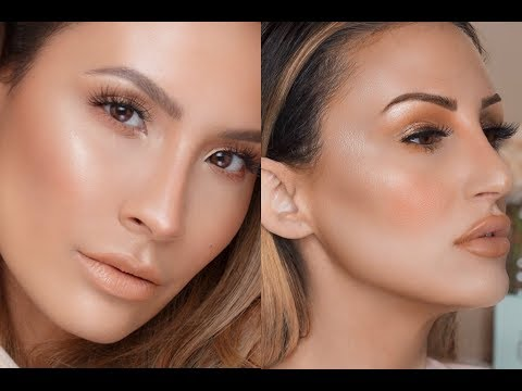 DESI PERKINS INSPIRED FACE TECHNIQUE USING ALL DRUGSTORE MAKEUP NEW MAKEUP