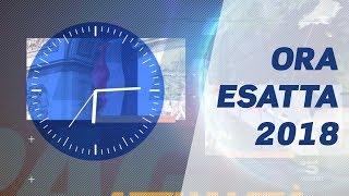 Canale 5 - NUOVA ORA ESATTA 2018