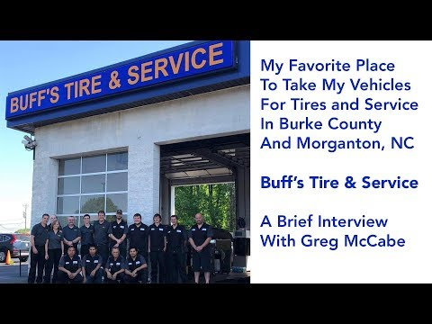 Buff's Tire and Service Center - Best Place To Take Your Car in Burke County