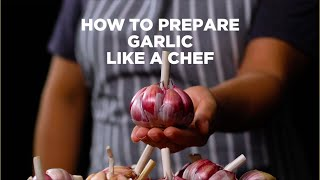 How To Cook Garlic Like A Chef by Tastemade