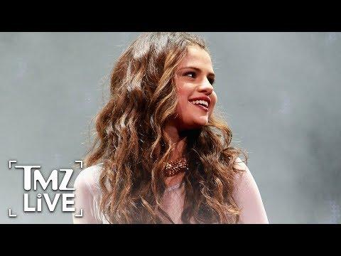 [TMZ]  Selena Gomez Hospitalized After Emotional Breakdown