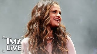 Selena Gomez Hospitalized After Emotional Breakdown   TMZ Live