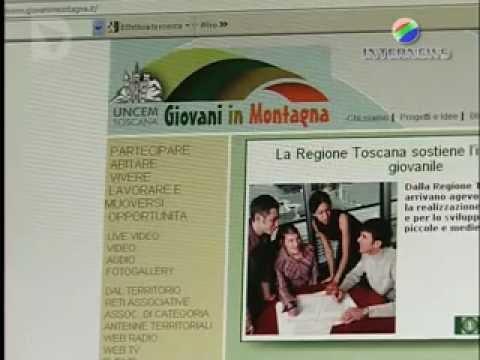 La trasmissione illustra le particolarità originali del portale giovaniinmontagna.it ideato da UNCEM per un coinvolgimento ed una responsabilizzazione dei gi...