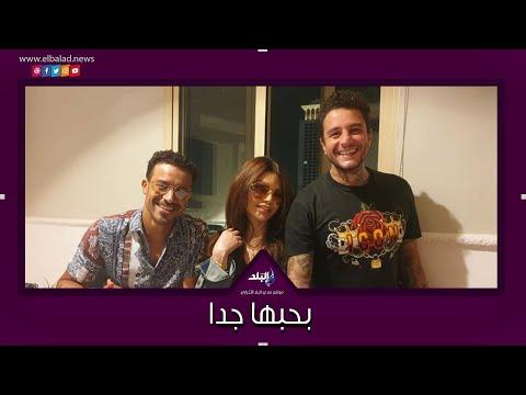 أحمد الفيشاوى يكتشف سر عن هيفاء أثناء كواليس التصوير؟