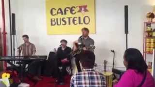 Jukebox the Ghost - Sound of a Broken Heart 10/25/15 Cafe Bustelo NYC