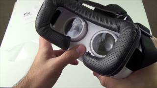 FTLL Virtual Reality Headset - Unboxing & Review