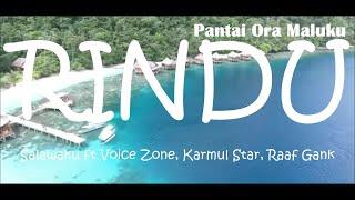 Hip Hop Papua Terbaru - RINDU [Official Video Clip] Salawaku Feat Voice Zone, Karmul Star, Raaf Gank