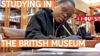 Come to London with me! (day in the life of an Oxford student on WINTER BREAK)