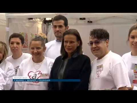 Fight Aids Monaco : opération Test in the City