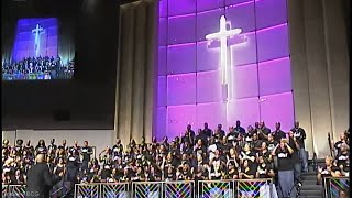 """The Best Is Yet To Come"" United Voices Choir w/ Anthony Brown"