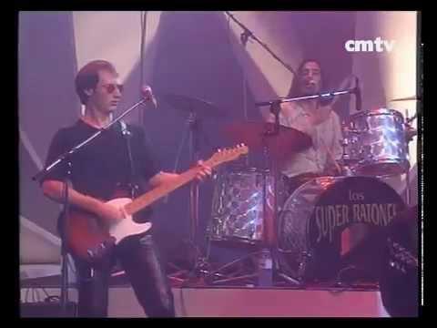 Super Ratones video Voy a recorrer las calles - CM Vivo 1996