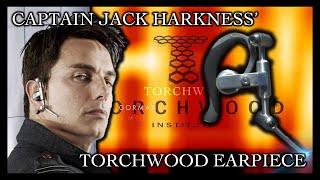 TORCHWOOD PROP: Captain Jack Harkness's Earpiece