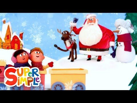 goodbye snowman christmas song for kids super simple songs - Super Simple Songs Christmas