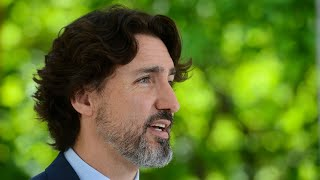 Trudeau responds to military report criticizing Quebec long-term care homes