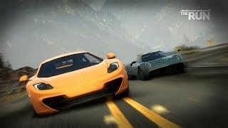 Прохождение Need for Speed: The Run - Большие неприятности #1