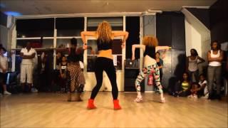 "Aya Choreo ""LIKE A PRO"" Wizard ft. Nyanda & Chedda"
