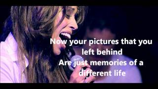 Glennis Grace - Always (Bon Jovi) Piano Instrumental/Karaoke