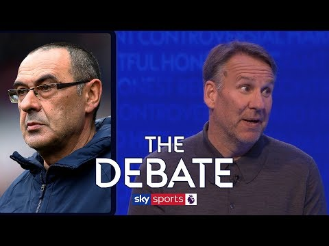 Who Are Favourites To Win The Europa League, Arsenal Or Chelsea? | The Debate