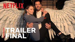 LUCIFER   Trailer da temporada final   Netflix