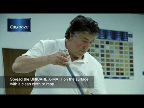 Ciranova Maintenance Kit for lacquered floors