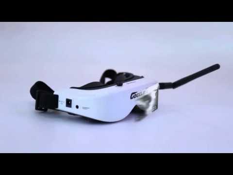 Lunettes Walkera Goggle 2 FPV