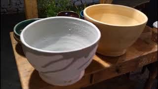 Hello Guys, Our new Raku Pottery video. Today we very happy because we are making Raku Pottery Glazi