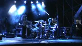 Sonica -  Marlene Kuntz Live @ Festa Democratica Modena 07/09/2012