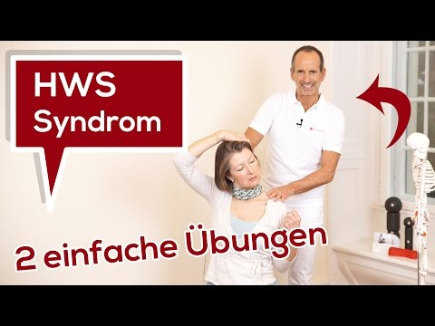 Video-Lektionen Massage Osteochondrose