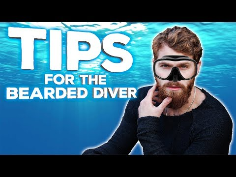 Tips for the Bearded Diver