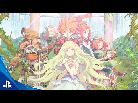 Adventures of Mana - Launch Trailer | PS Vita thumbnail