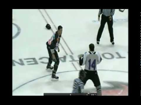 Pascal Morency vs. Stu Jacobson