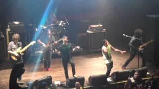 3/12/11 Dance Gavin Dance - The Robot With Human Hair Pt. 2 1/2 (Live)
