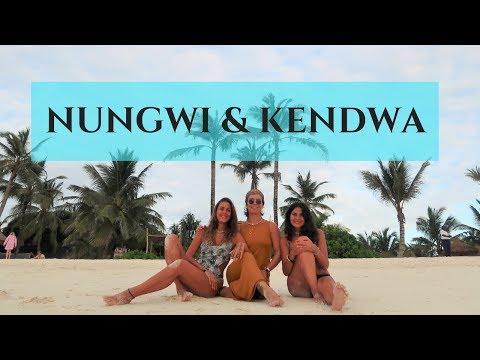 Nungwi & Kendwa | Best Beaches in Zanzibar, Tanzania | Zanzibar VLOG 3