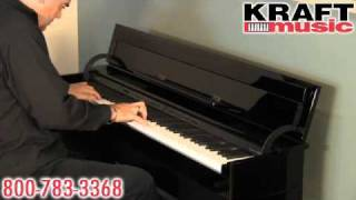 Kraft Music  Roland DP990F Digital Piano Demo With Rick DePiro