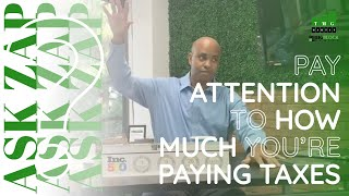 Best San Diego Realtor: For Realtors: How much taxes are you paying? Ask Zap Martin
