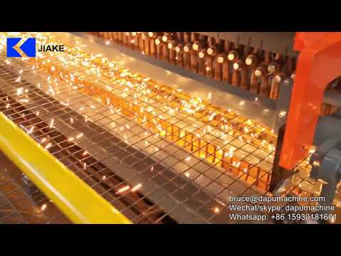 How Wire Mesh Fences are Made