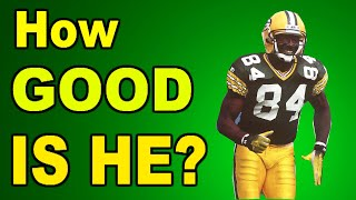 How Good Was Sterling Sharpe? | The Story Of Sterling Sharpe