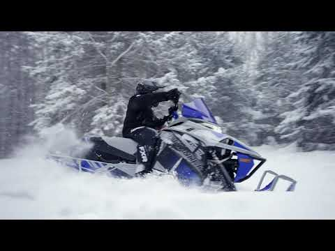 2022 Yamaha Sidewinder L-TX LE in Greenland, Michigan - Video 1