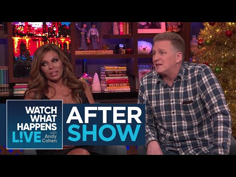 After Show: Michael Rapaport's Many Twitter Feuds | WWHL