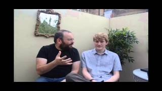 Fringe stories: James Acaster and David Trent