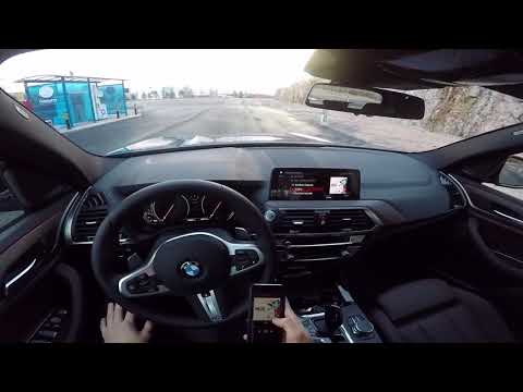 BMW X3 2018 Harman Kardon Sound System – Music Test
