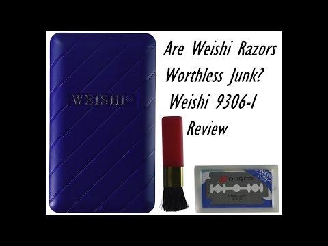 Are Chinese Weishi Razors Junk? Weishi 9306-I Razor Review