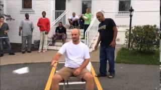 Preacher Ice Challenge