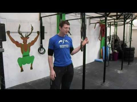 Beginners guide to muscle ups – Crossfit