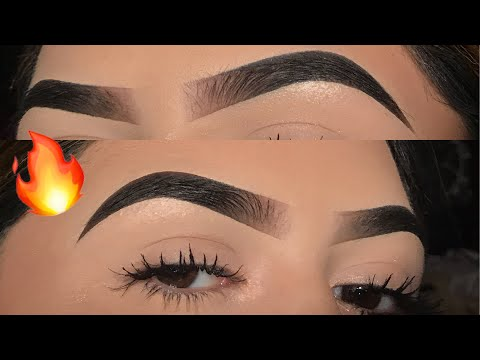Updated Eyebrow Tutorial | Anastasia Beverly Hills Dipbrow Pomade