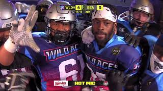 Wild Aces vs. Beasts | FCF Week 2 Game Highlights