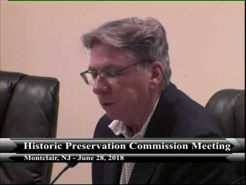 , title : 'Historic Preservation Commission Meeting - June 28, 2018